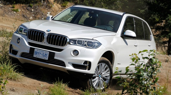2014 BMW F15 X5 xDrive50i Test Drive by Edmunds