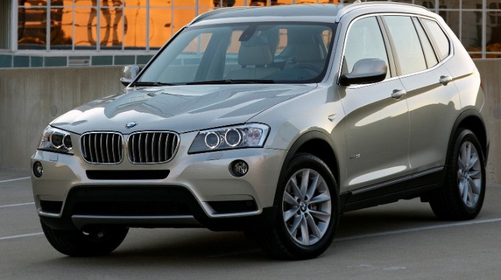 2014 BMW F25 X3 Gets New Standard Features