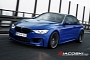 2014 BMW F82 M3 / M4 Coupe Rendering Released