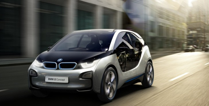 2014 BMW i3 Could Have Extended Range Option