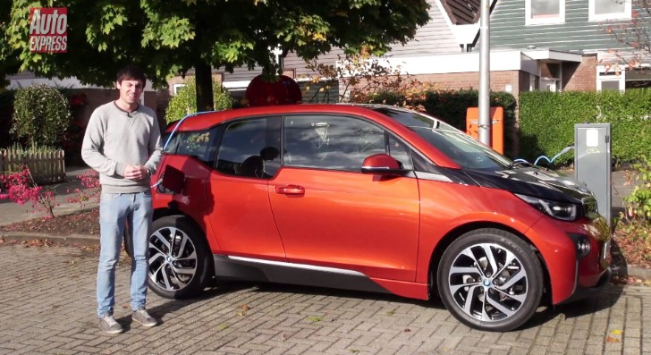 2014 BMW i3 Review by Auto Express [Video]