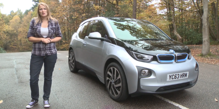 2014 BMW i3 Review by What Car [Video]