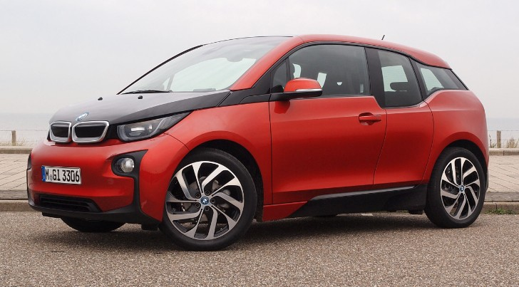 2014 BMW i3 Test Drive by Autoblog [Photo Gallery]