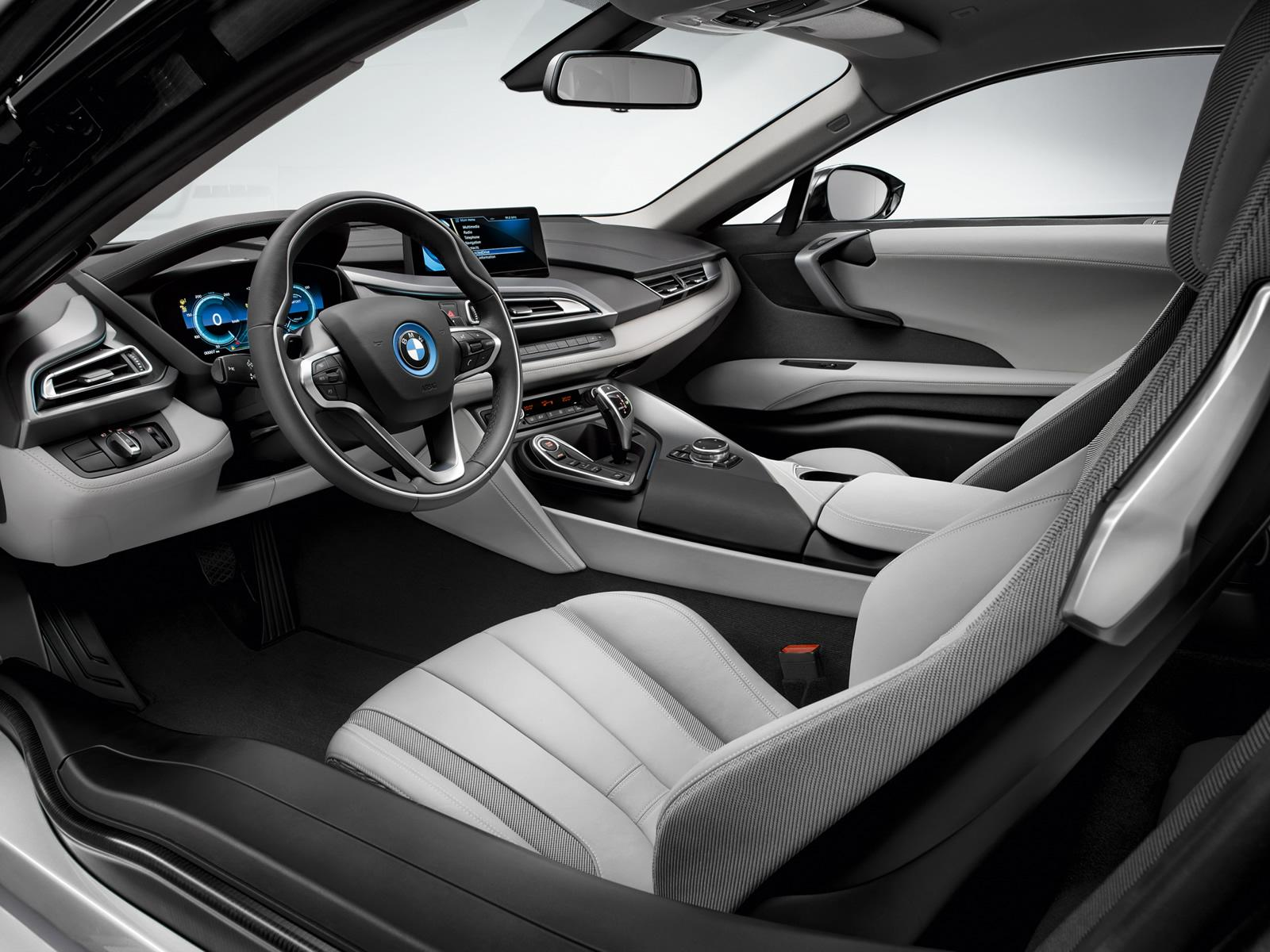 2014 Bmw I8 Production Model Breaks Cover Autoevolution