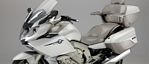 2014 BMW K1600GTL Exclusive Official Pictures [Photo Gallery]
