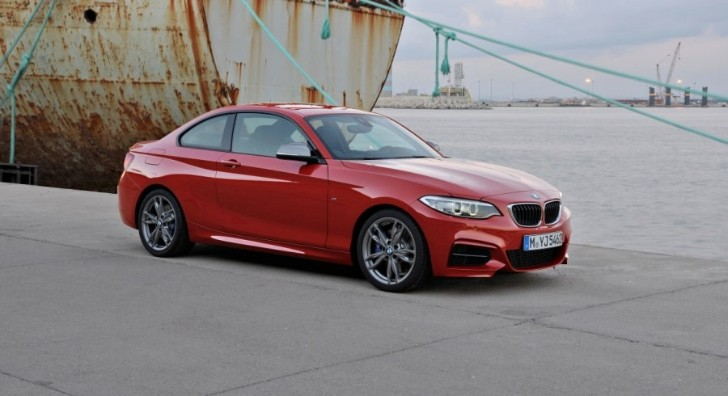 2014 BMW M235i Official Photos Leaked Online [Photo Gallery]