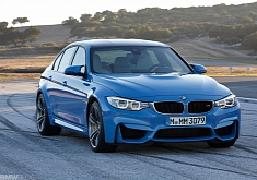 2014 BMW M3 and M4 Leaked Online [Photo Gallery]