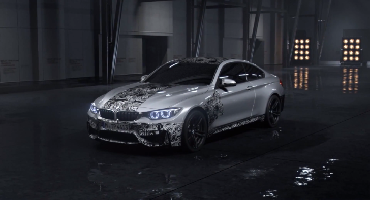 2014 BMW M3/M4 Engine Secrets Revealed [Video]