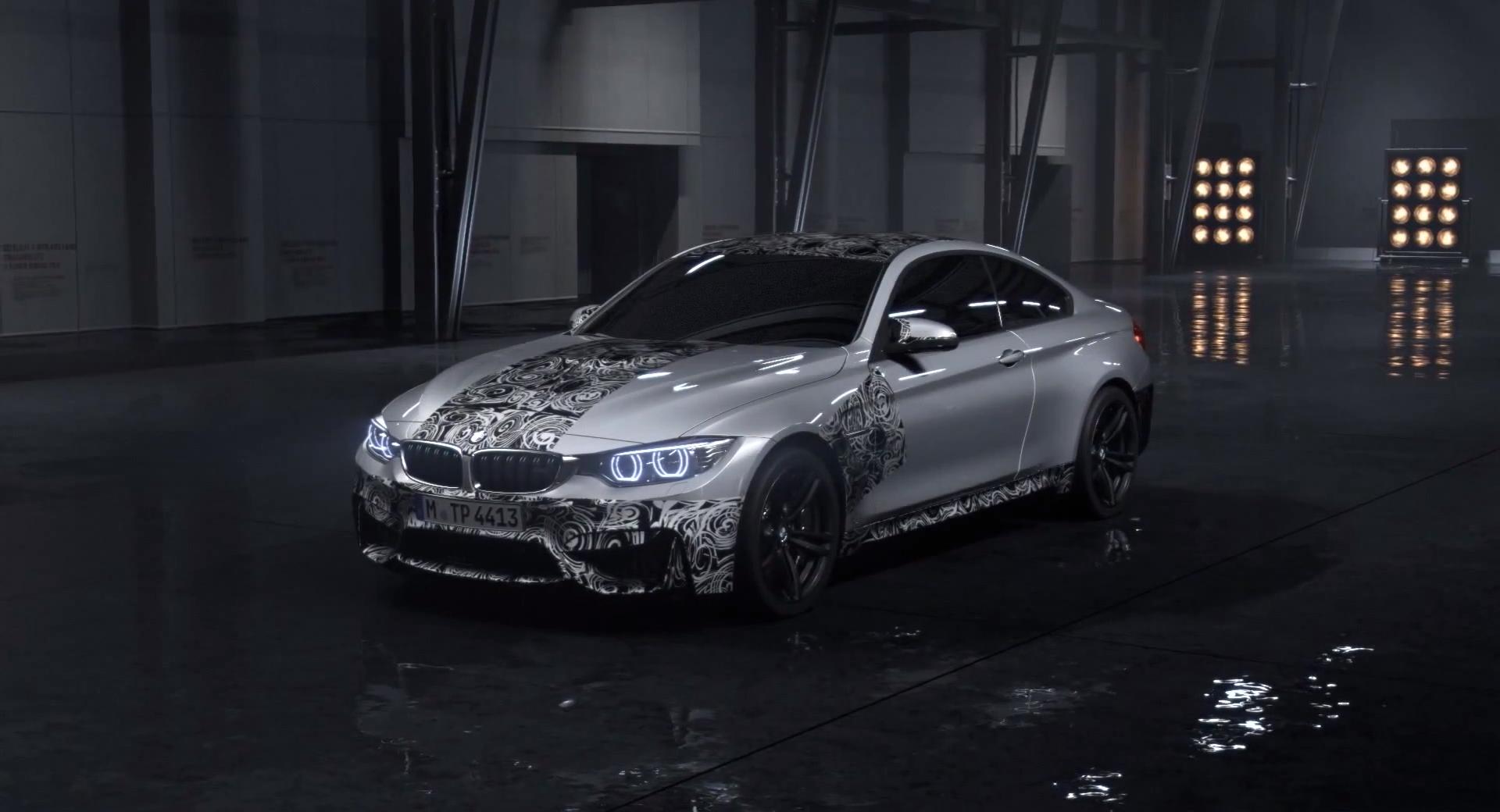 2014 BMW M3/M4 Engine Secrets Revealed - autoevolution