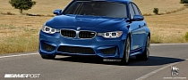 2014 BMW M3 Sedan Renderings Released