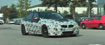 2014 BMW M3 Sedan Sounds: Is That a V6 Turbo? [Video]