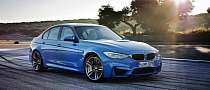 2014 BMW M3 Will Have a Limited-Slip Differential Capable of 100% Lockup