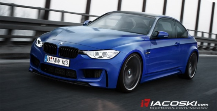 2014 bmw m3 will have twin turbo v6 autoevolution. Black Bedroom Furniture Sets. Home Design Ideas