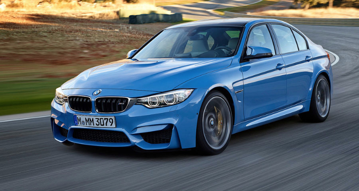 2014 BMW M3 Will Start at EUR71,500 in Germany