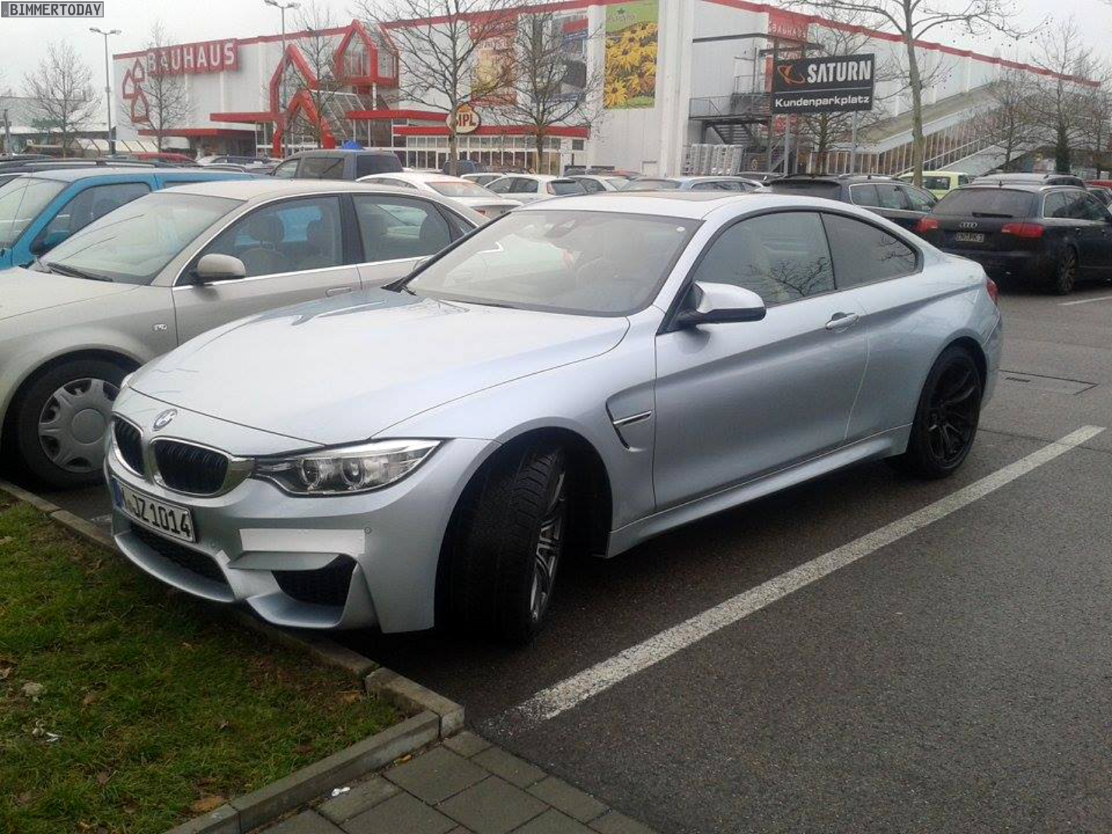 BMW M Coupe Spotted In The Wild In Germany Autoevolution - 2014 bmw m4 msrp