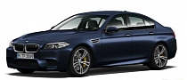2014 BMW M5 Facelift (LCI) Leaked via Configurator [Photo Gallery]