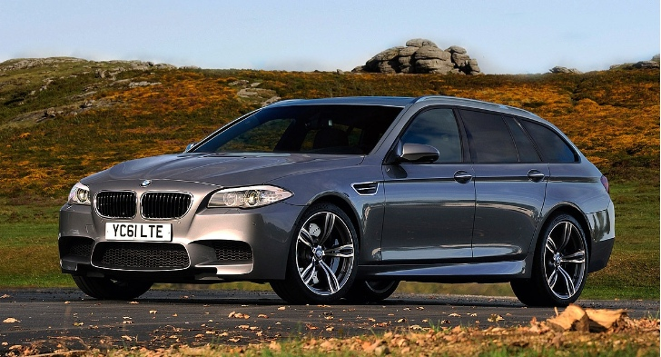 2014 BMW M5 Touring Rendering Released