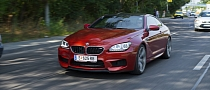 2014 BMW M6 autoevolution Test Drive [Photo Gallery]