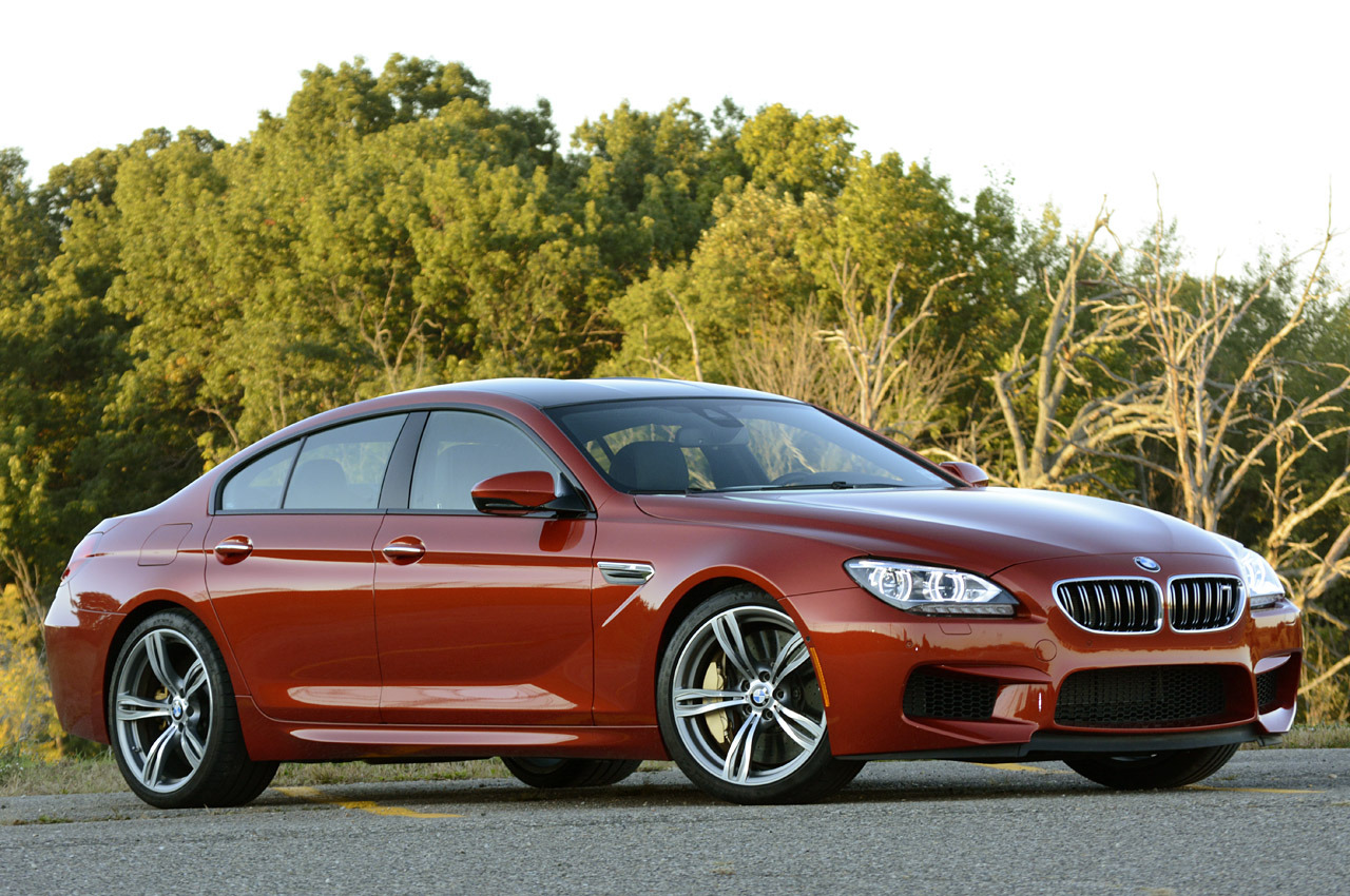 2014 bmw m6 gran coupe review by autoblog autoevolution. Black Bedroom Furniture Sets. Home Design Ideas