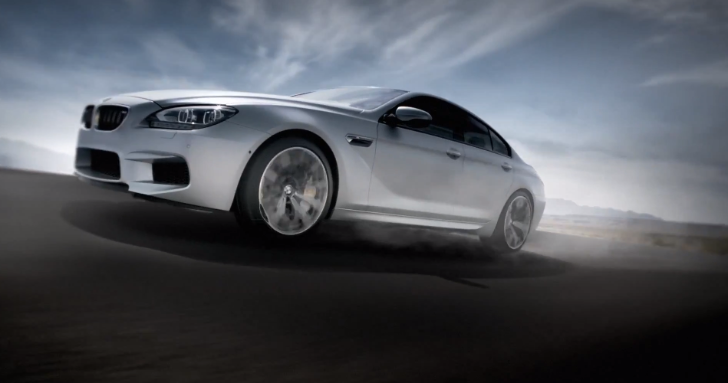 2014 BMW M6 Gran Coupe Showcased in New Commercial [Video]