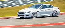 2014 BMW M6 Gran Coupe Tested Around COTA by MotorAuthority [Video]