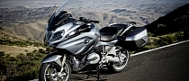 2014 BMW R1200RT Looks Sharp [Photo Gallery]