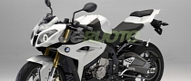 2014 BMW S1000R Rendered