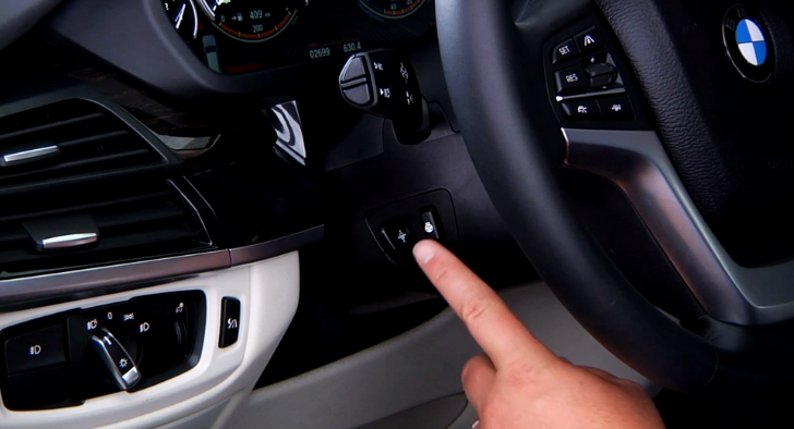 2014 BMW X5 Heated Steering Wheel Button Location [Video]