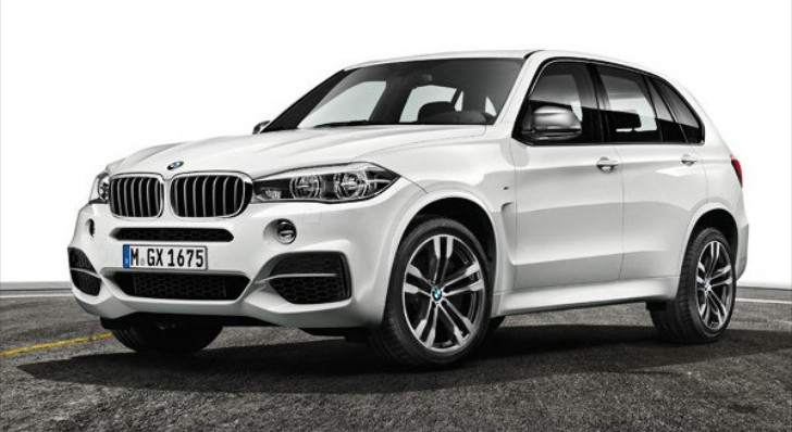2014 BMW X5 M Sport and M50d Make World Debut [Photo Gallery]