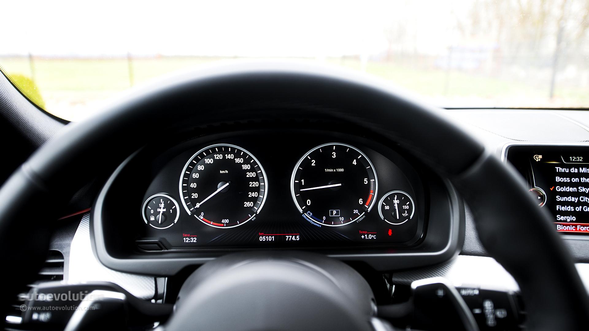 2014 Bmw X5 M50d Real Life Fuel Consumption 10 5 L 100 Km