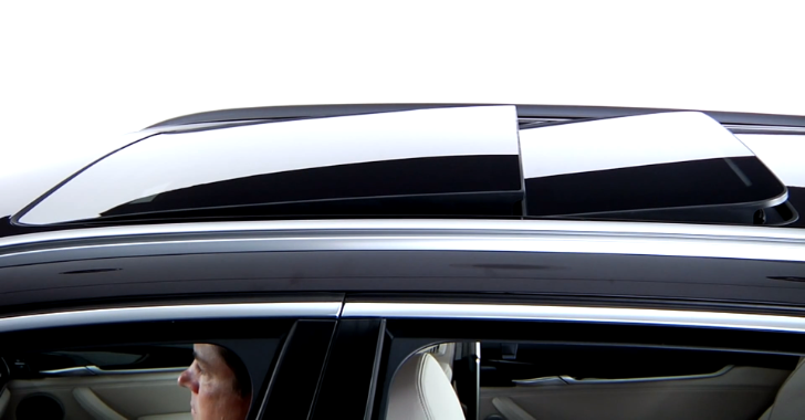 2014 BMW X5 Panoramic Moonroof Controls Guide [Video]