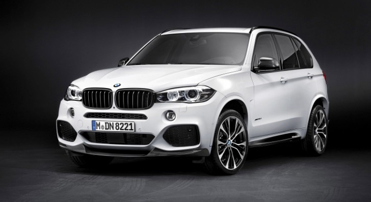 2014 BMW X5 Receives M Performance Parts [Photo Gallery]
