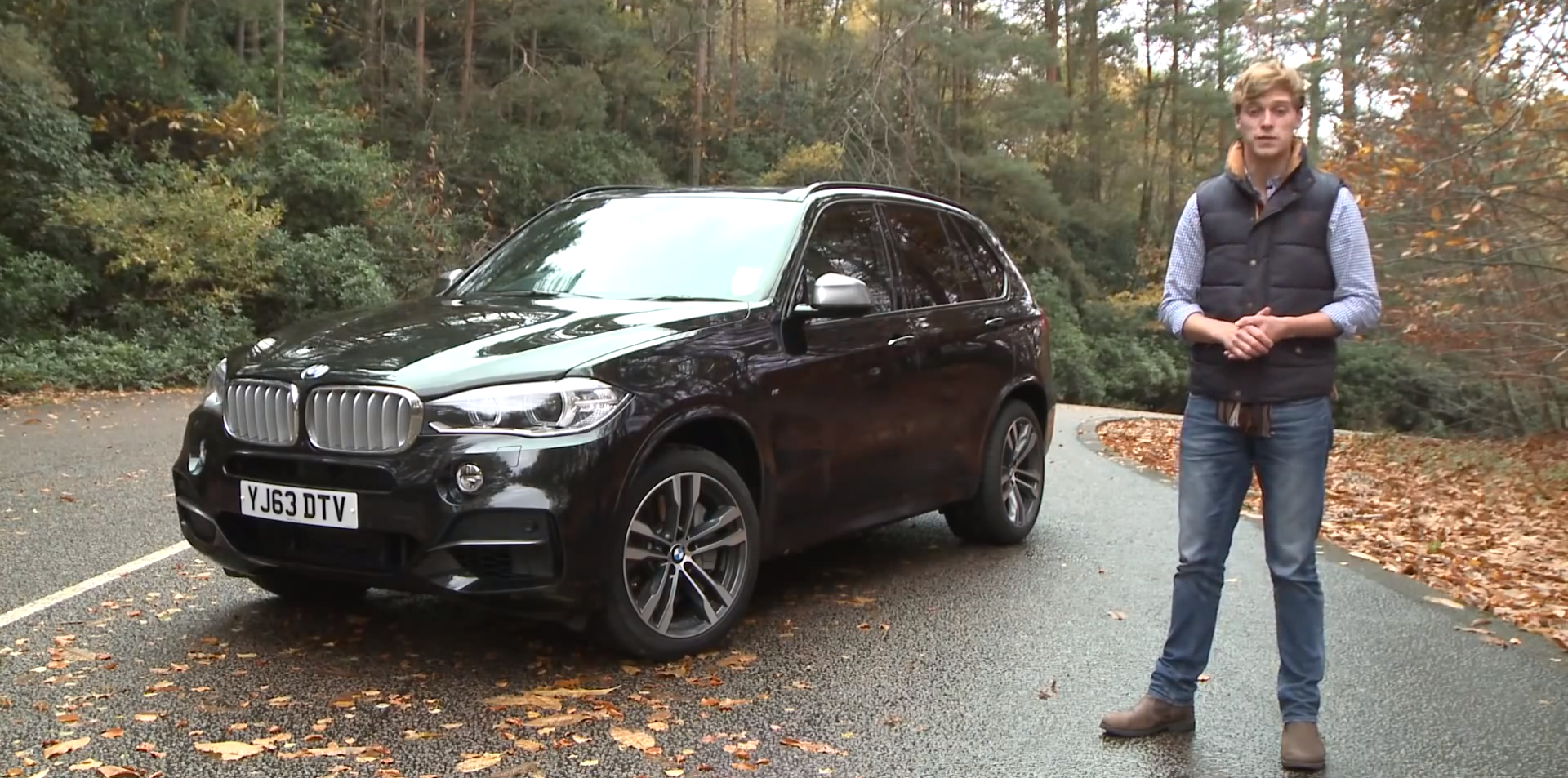 2014 Bmw X5 Review By What Car Autoevolution