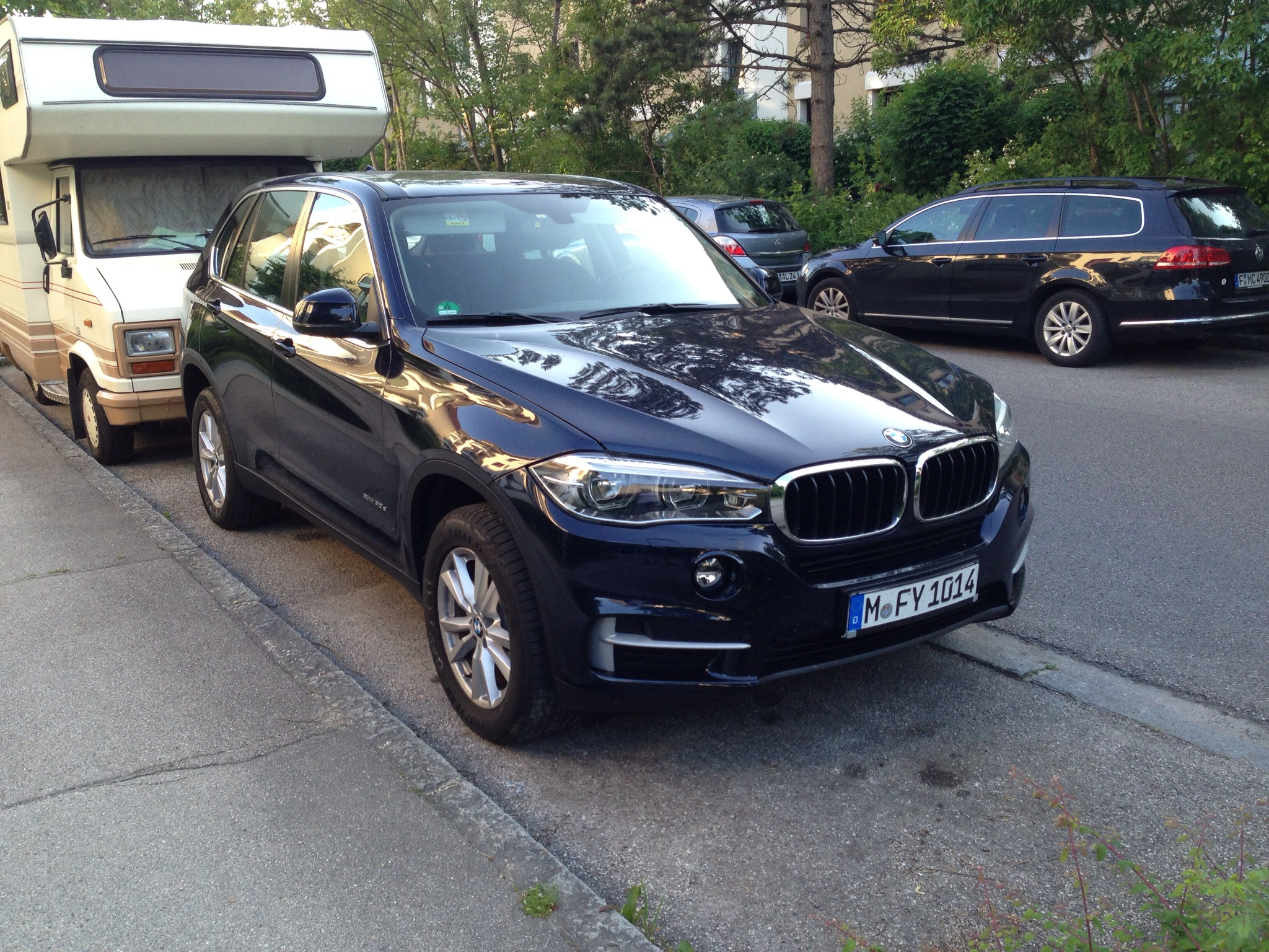 2014 Bmw X5 Spotted In Germany Autoevolution