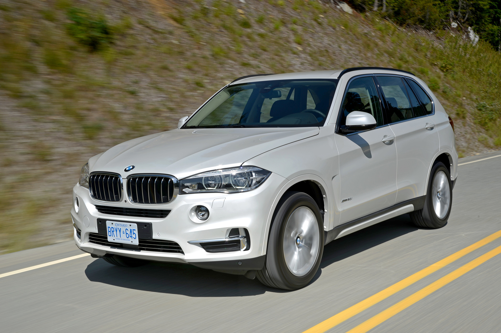 2017 Bmw X5 Test Drive By Truck Trend
