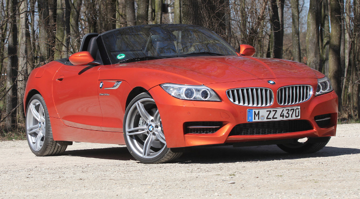 2014 BMW Z4 sDrive35is Review by autoblog [Photo Gallery]