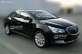 2014 Buick LaCrosse Facelift Spotted in China