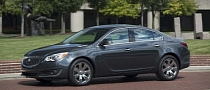 2014 Buick Regal Gets More Power, Better Fuel Efficiency