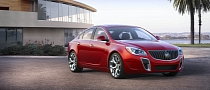 2014 Buick Regal Unveiled Ahead of New York Debut [Photo Gallery]