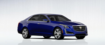 2014 Cadillac CTS Configurator Now Available