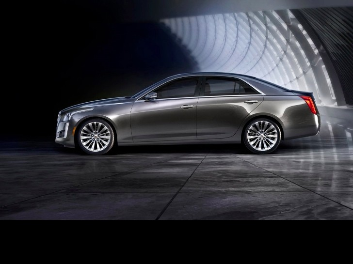 2014 Cadillac CTS Leaked Ahead of World Debut… Again [Photo Gallery]