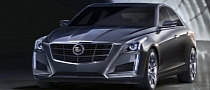 2014 Cadillac CTS Priced from $46,025