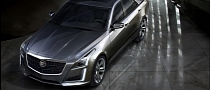 2014 Cadillac CTS Revealed in New York [Photo Gallery]
