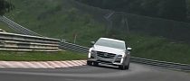 2014 Cadillac CTS VSport Takes On the Nurburgring [Video]