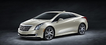 2014 Cadillac ELR Saks Fifth Avenue Special Edition Announced