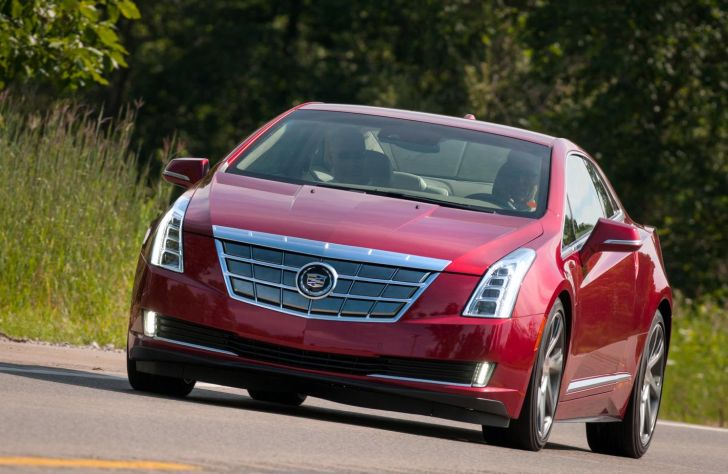 2014 Cadillac ELR Starts at $75,000 - autoevolution