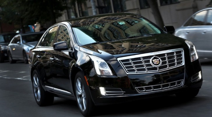 2014 Cadillac XTS Gets Twin-Turbo V6 with 410 HP