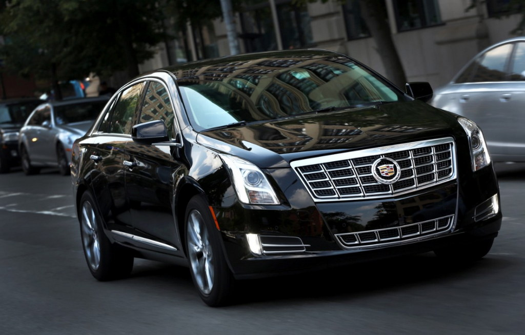 2014 cadillac xts gets twin turbo v6 with 410 hp autoevolution. Black Bedroom Furniture Sets. Home Design Ideas
