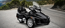 2014 Can-Am Spyder RT Available in Japan from November