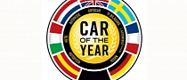 2014 Car of the Year Long List Announced